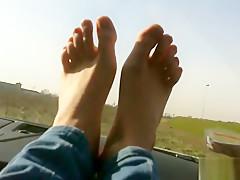 Segatevi per i miei piedini 2