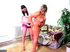 OldNannY Lesbian Milf Porn Clips Compilation