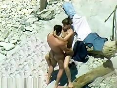 Siciliano arrapato tromba in spiaggia