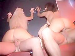 Strippoker met Melizza