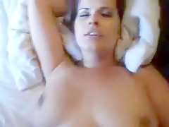 Busty and Playful Chick Gets Creamed