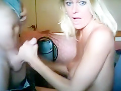 Cum Hungry Girls Suck and Get Spunk