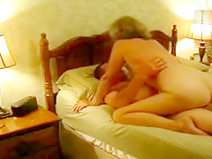 My wife rides a hung stranger bareback and sucks his cock clean