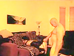 Mature British slut in lingerie gets drilled hard doggystyle