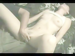 Horny milf from homemade sex tape
