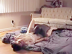 Whore wife creampied by new BBC after hot blowjob