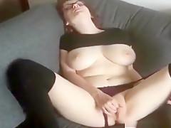 Incredible private nipples, thong, facesitting xxx video