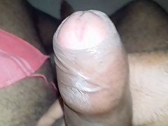 mayanmandev strip cumshot at night time