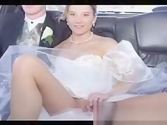 Real Life Slutty Brides!