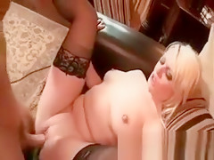 Sexy hot body nice tits nasty blonde