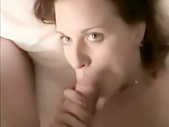 Amateur girlfriend blowjob anal and facial cumshot