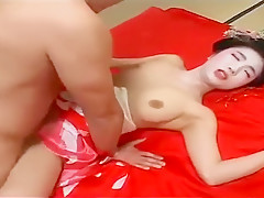 Hairy pee fetish babe toying her ass and her pussy