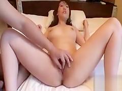 Big Titted Babe Emiri Mizusawa?s Hairy Twat Drilled