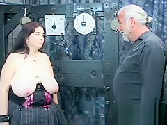 Cutie gets the admirable ass spanked in sexy home movie