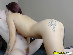 College Chicks Do Hot Pussy Licking
