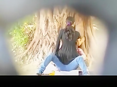 Crazy amateur voyeur, creampie, cowgirl sex scene