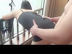 Horny homemade pov, asian american girl, fetish porn scene