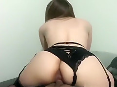 Exotic exclusive cute, blowjob, firm sex movie
