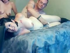 Exotic private missionary, student, dark hair porn scene