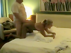 Exotic homemade doggystyle, wife, mature xxx scene
