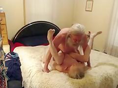 Horny exclusive bbc, granny, blowjob xxx video