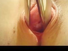 Fabulous homemade shaved pussy, black girl, cowgirl xxx video