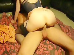 Fabulous homemade mature, housewife, lingerie xxx scene