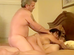 Inviting The Neighbor For A Threesome