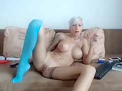 Big Breasted Italian Girl Is Naked