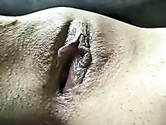 Bitch is getting fingered in homemade sextape