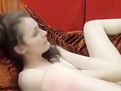Horny bitch fucks him after dance