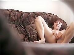 Restroom Masturbate Hidden Camera