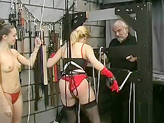 Sexy fetish scenes with butt females in need for action