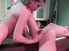 Amateur Arabic milf with big boobs fucks in a 3some