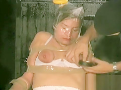 Adult woman endures complete bdsm xxx whilst nude