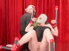 Top fetish thraldom porn with girls on fire addicted to dick