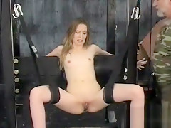 In nature's garb doll fetish bondage sex scenes with old man