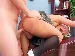 1st sex with a mature man