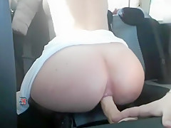 Anal within the vehicle