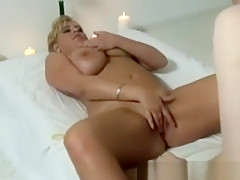 Big Boob Dutch Blonde MILF Sex