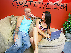 Barry Gives A Slut's Training To Would-Be Cam Girl - DaGFs