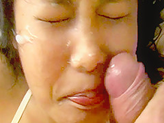 Lil Asian Pussy Fucked And Cum Facialed - RealAsianExposed