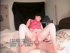 Hottest private big nipples, reverse cowgirl, small tits adult clip