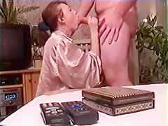 Horny private bedroom, living room, blowjob sex movie
