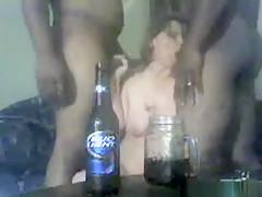 Incredible exclusive kissing, closeup, milf porn movie