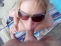 Horny exclusive milf, hotel, redhead sex scene