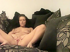 Horny exclusive softcore, shaved pussy, bedroom porn video