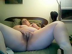 Crazy exclusive long hair, horny, shaved pussy adult clip