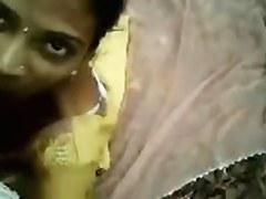 Recent Desi Village Girlfriend Fucking Outdoor