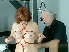 Teen delights with severe enjoyment on her hairless snatch